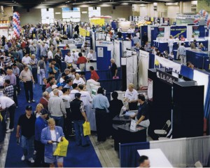 Pilot Expo Exhibit Hall 1