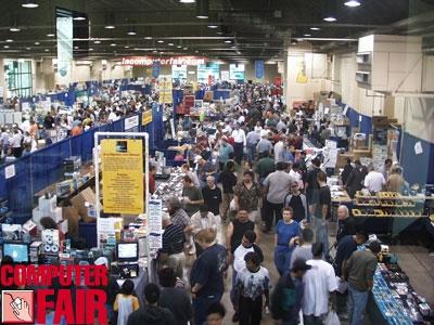 LA Computer Fair Exhibit Hall