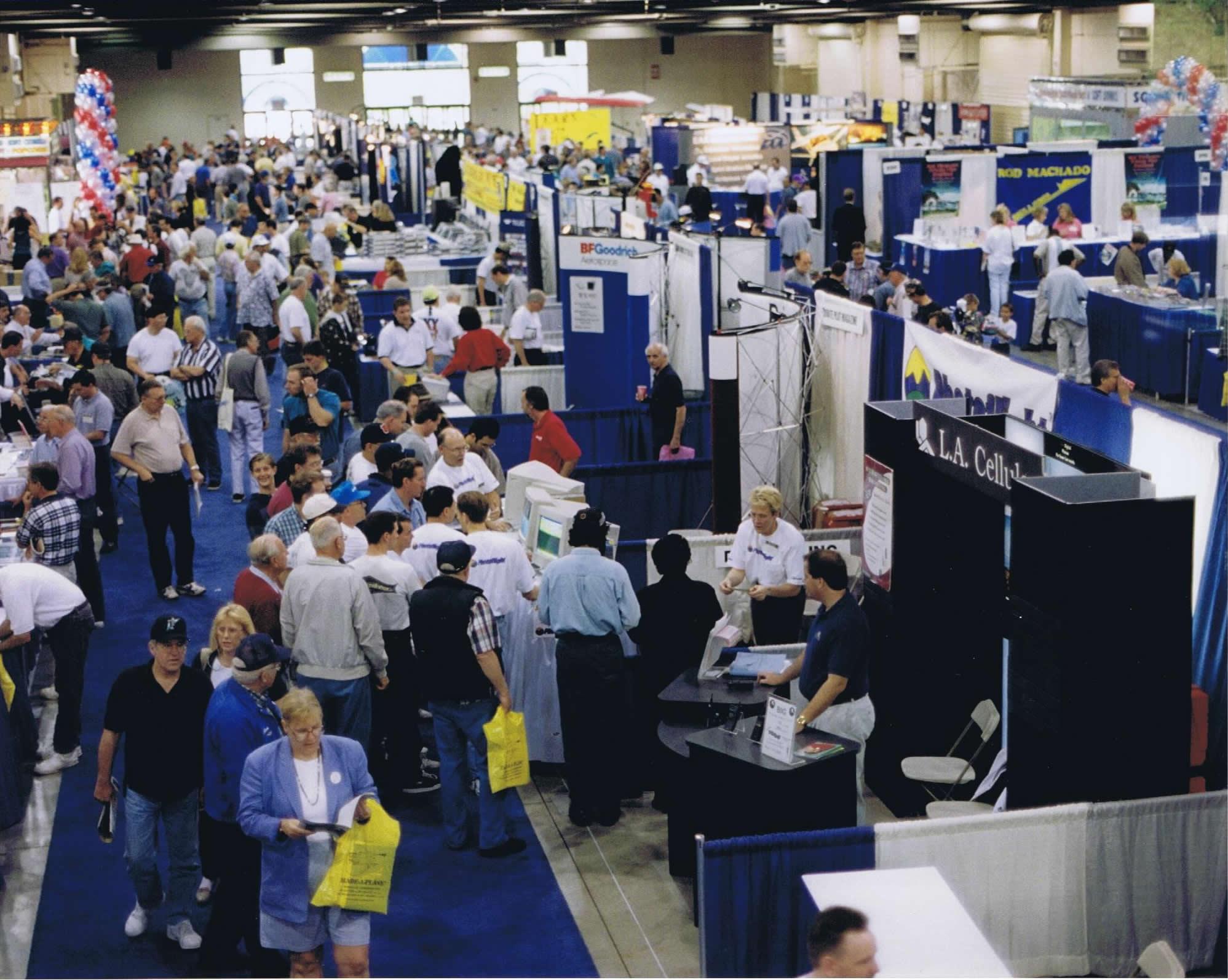 Pilot Expo Exhibit Hall 1