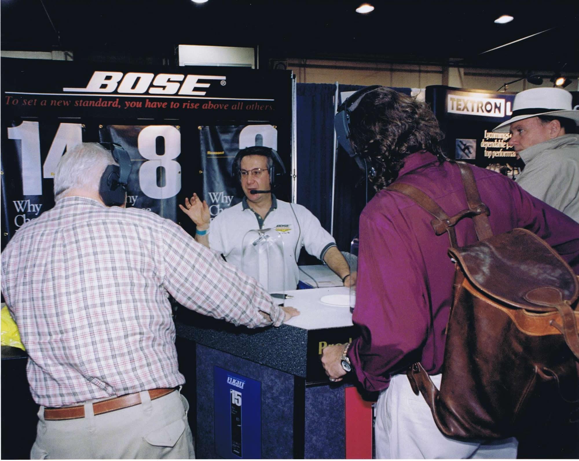 Pilot Expo Exhibit Hall 3