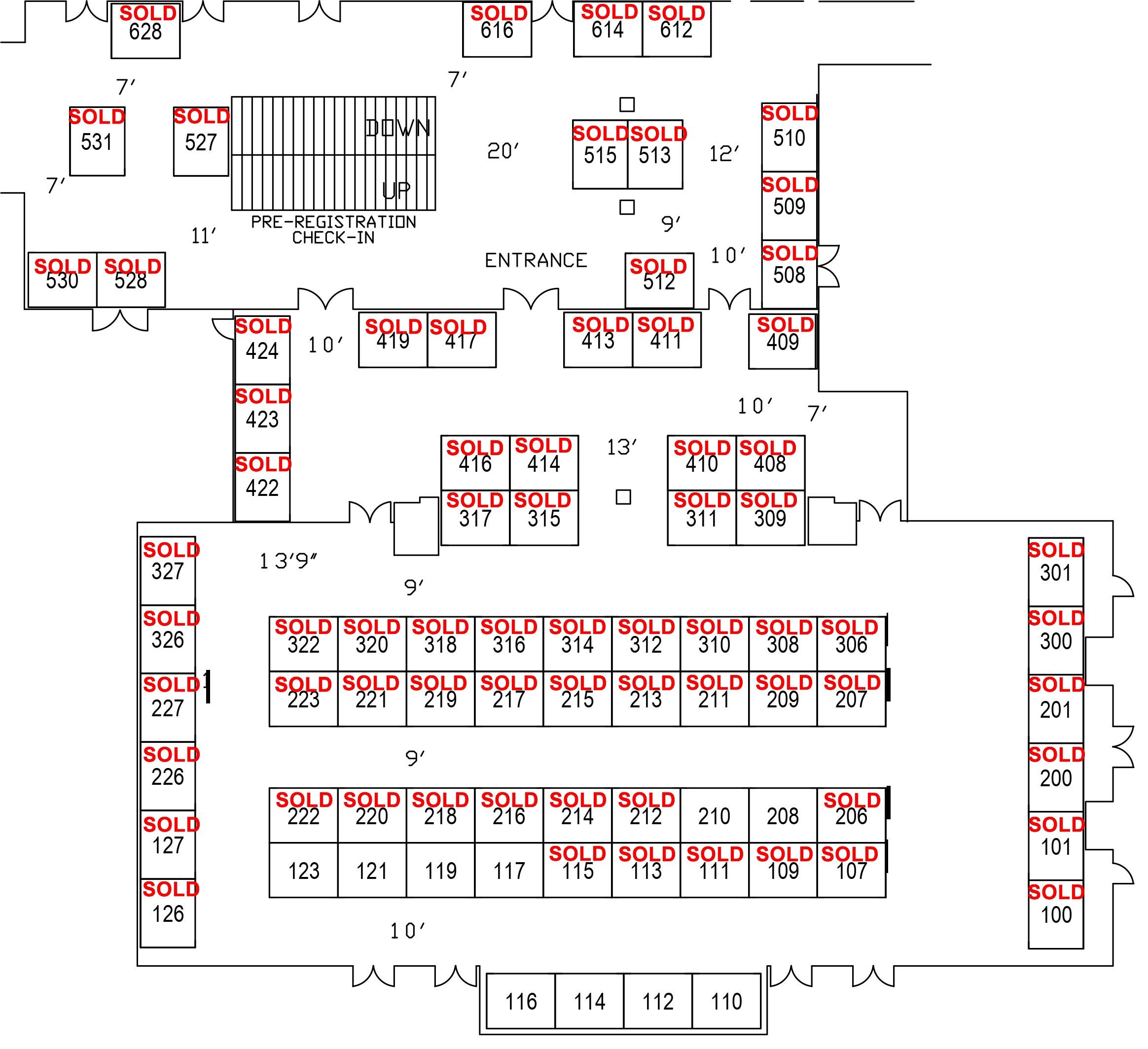 Floorplan at Harveys Sold 102715-2